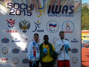 Mistrzostwa Świata w Sochi